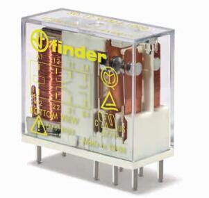 FINDER芬德50系列强制导向触点继电器
