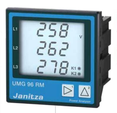 UMG 512-PRO A级电能质量分析仪